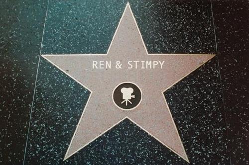 Ren & Stimpy's Hollywood Walk of Fame 星, 星级