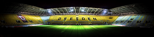 SG Dynamo Dresden 2. Dynamo Dresden Banner. Wallpaper and background ...