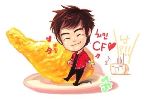 SHINee cartoon