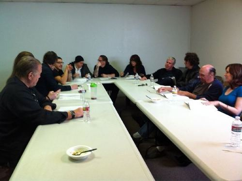 SOA Season 4- Script Readthrough