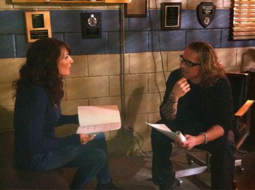 SOA Season 4- Script Readthrough