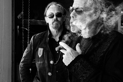 SOA- Season 4- Backstage fotografias