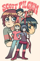 Scott Pilgrim - scott-pilgrim-vs-the-world fan art