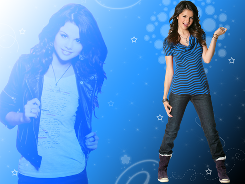 Selena  Gomez pretty wallpaper