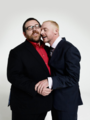 Simon and Nick - simon-pegg photo