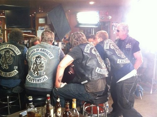 Sons Of Anarchy- Season 4