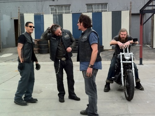 Sons Of Anarchy- Season 4 - sons-of-anarchy Photo