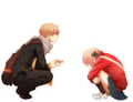 Sougo and Kagura