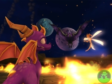The Legend Of Spyro A New Beginning Images Spyro Fond Décran And