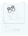 Supa - onision fan art