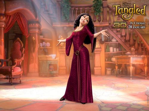 Rapunzel –Neu verföhnt Hintergrund