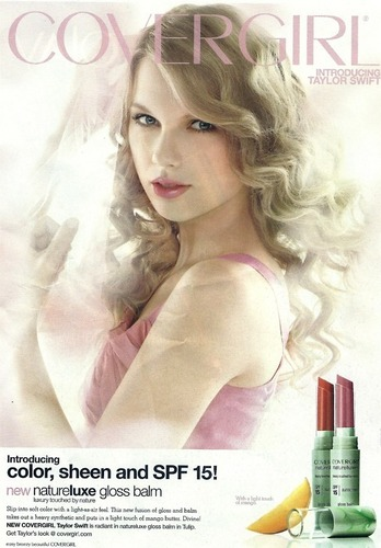 Taylor Swift-Covergirl, Cosmopolitan May 2011