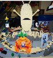 The Big SpongeBob Squarepants Set - lego-spongebob-squarepants photo