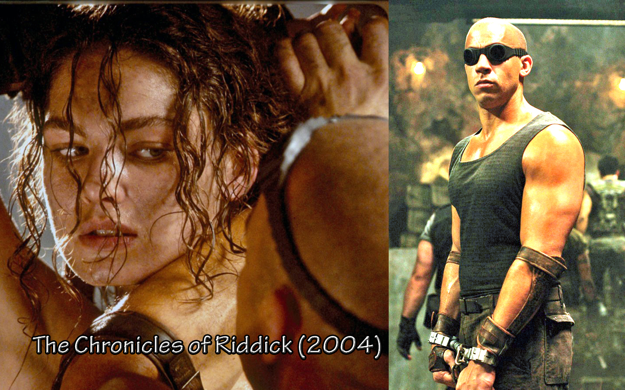 The Chonicles of Riddick ( 2004)