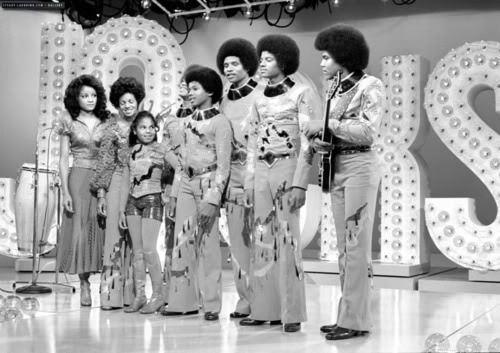 The Jackson's Mid 70's [= <3