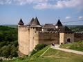 The Khotyn Fortress - ukraine photo