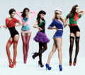 "The Saturdays ""Just Can't Get Enough"" Photo Shoot!! (Talented/Beautiful/Amazing) 100% Real ♥"
