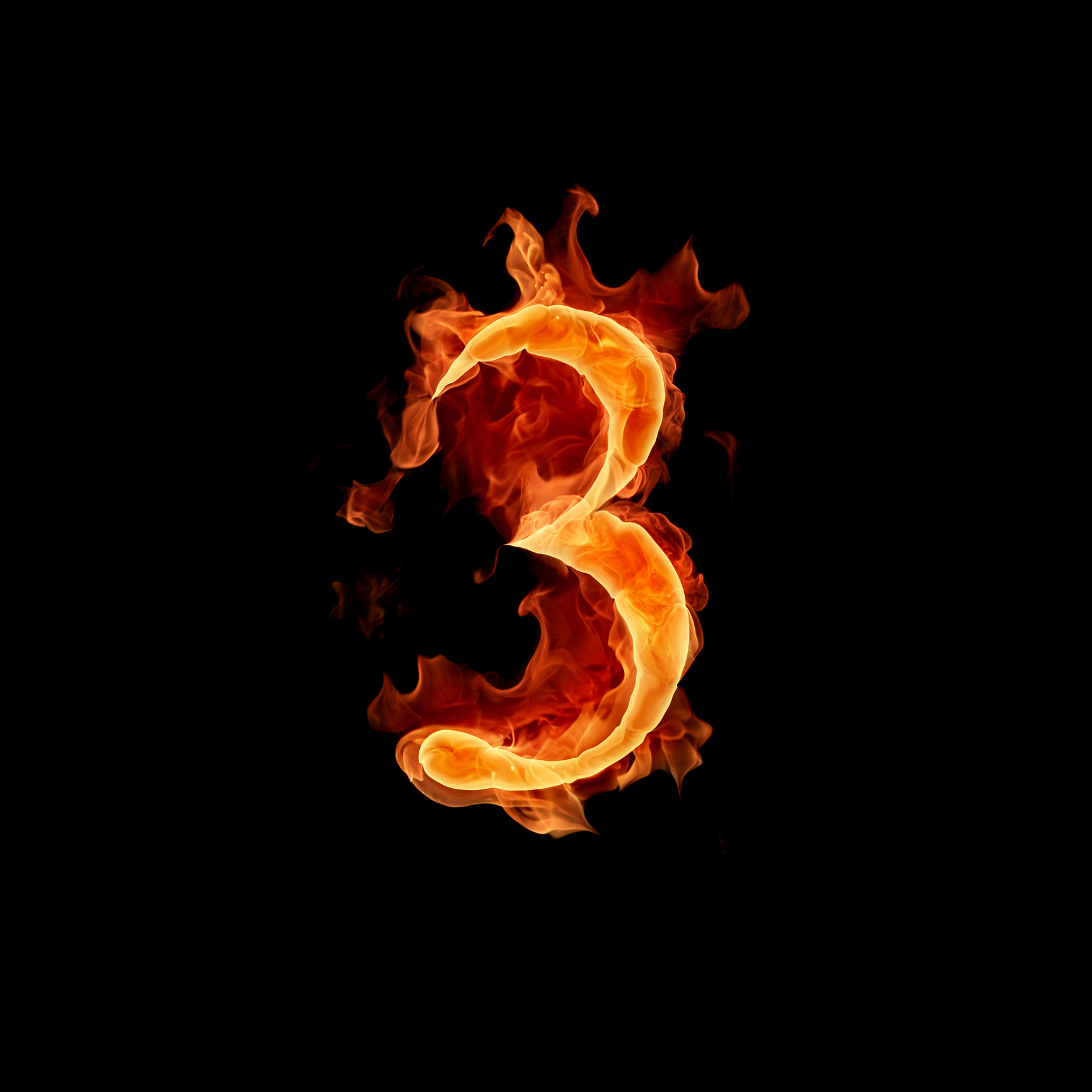 Numerology images The number 3 HD wallpaper and background ...