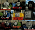 Thomas Wallpaper  - thomas-and-friends photo