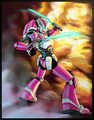 Transformers Animated Arcee - arcee fan art