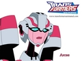 Transformers Animated Arcee - arcee wallpaper