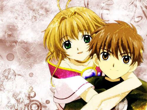 Tsubasa Chronicle Sakura and Syaoran
