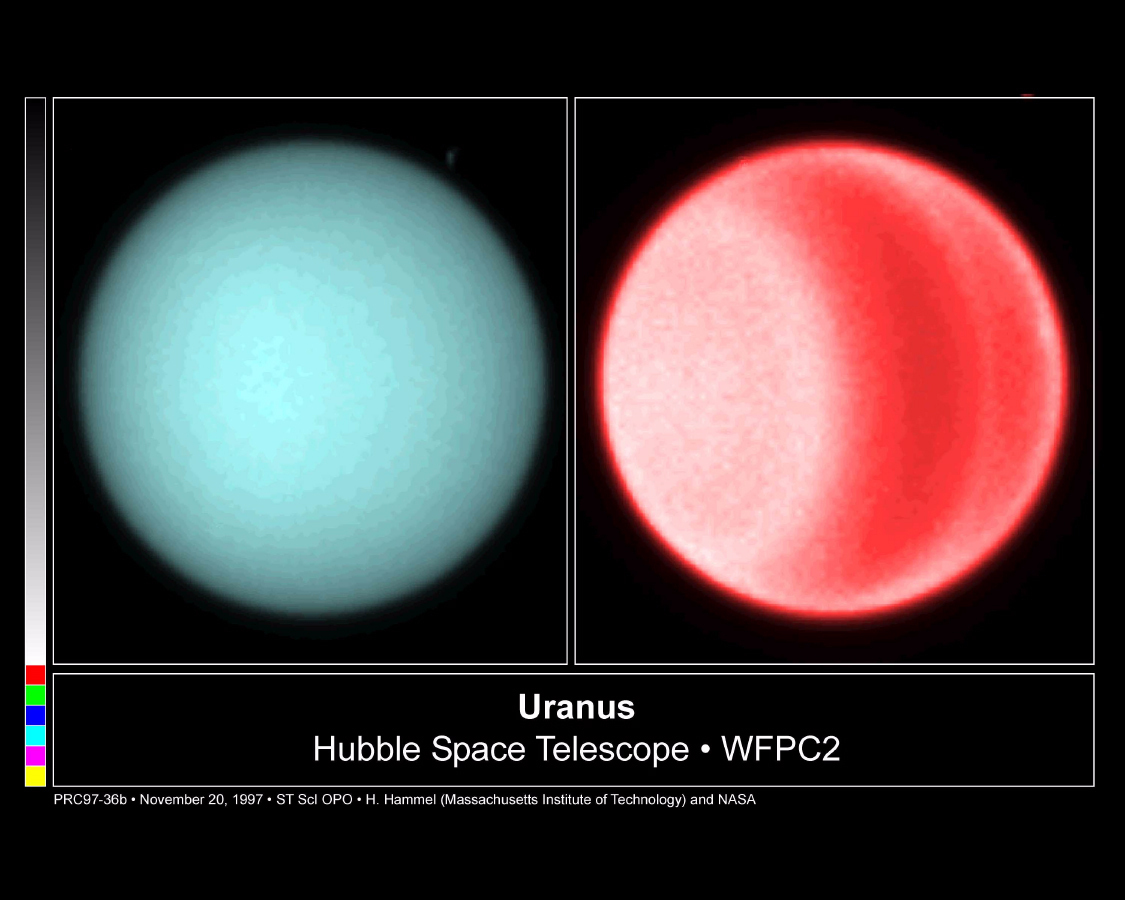 NASA Uranus Surface - Pics about space