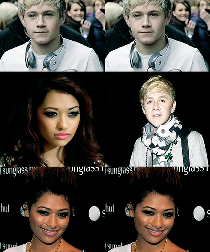 Vanessa White & Niall Horan 100% Real ♥