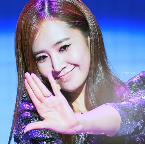 Yuri's cute smile !!