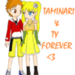 Zmidy's fanmade character couples!!!! - zmidy313 icon