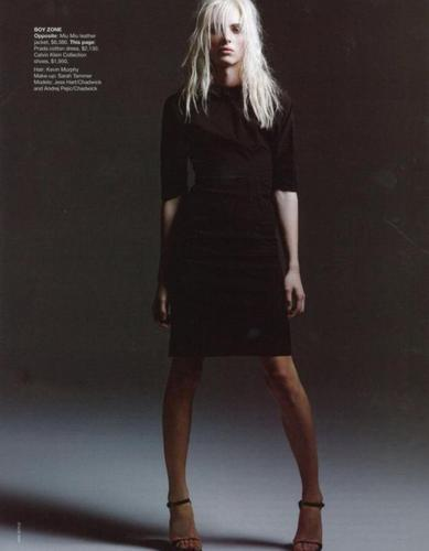 andrej pejic Hintergrund possibly containing hosiery, bare legs, and tights entitled andrej