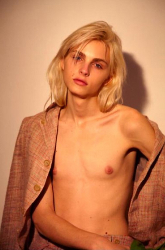 andrej pejic Hintergrund with skin entitled andrej