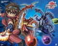 bakugan battle brawlers wallpaper