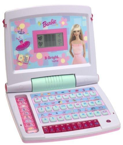 barbie laptop !