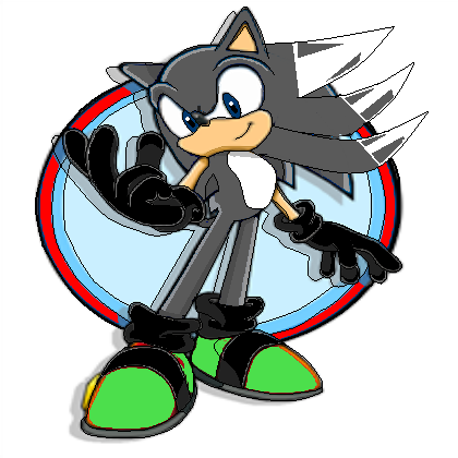 booster the hedgehog