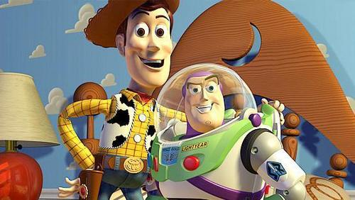 Toy Story Hintergrund titled buzz and woody =bbf