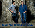 dean and sam  - dean-winchester wallpaper