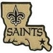 go saints - 50-cent icon