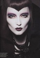 gothic make up - gothic photo