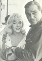 marilyn monroe and clark gable