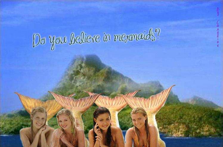 H2O Just Add Water mermaids 4