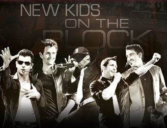 New Kids on the Block 바탕화면 possibly containing a 음악회, 콘서트 and a business suit entitled new kids on the block