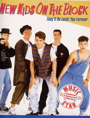 nkotb - new-kids-on-the-block Photo