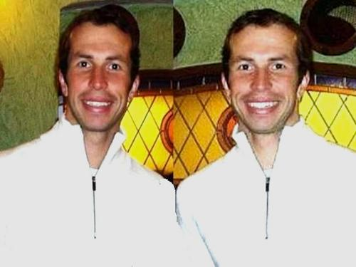 radek stepanek and his twin :-)