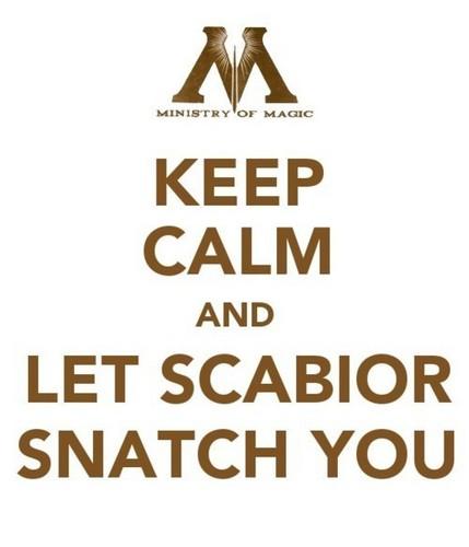 scabior snatch me!