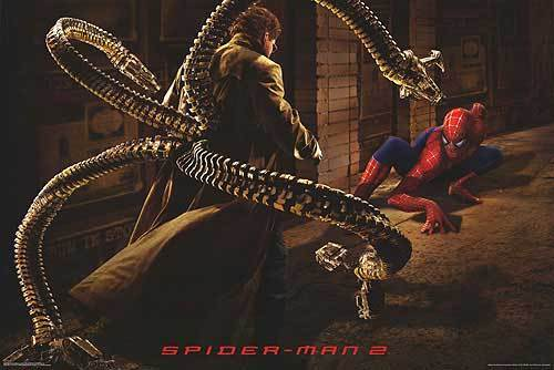spider man vs doc ock