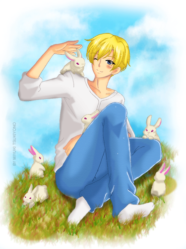 tamaki fan art
