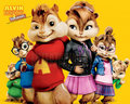 the chipmunks - alvin-and-the-chipmunks wallpaper