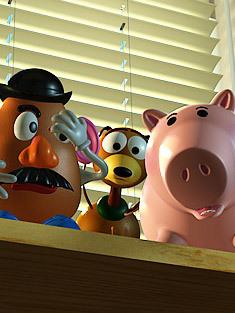 Toy Story Hintergrund called toys