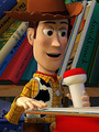 woody talking - toy-story photo